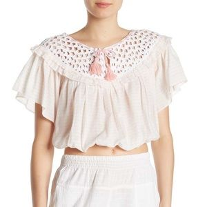 NWT Free People Allora Allora Top